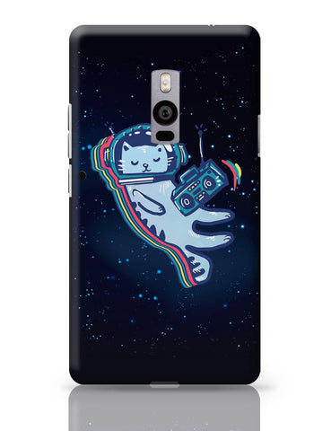 OnePlus Two Covers | Space Cat OnePlus Two Cover Online India
