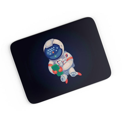Astronaut Playing Games A4 Mousepad Online India