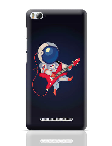 Xiaomi Mi 4i Covers | Astronaut Playing Guitar Xiaomi Mi 4i Cover Online India