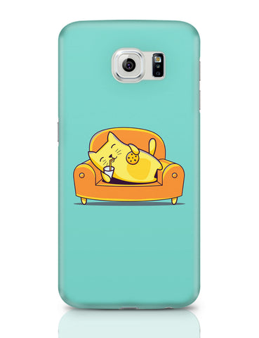 Samsung Galaxy S6 Covers | Lazy Cat Samsung Galaxy S6 Covers Online India