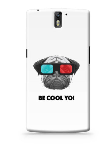 OnePlus One Covers | Be Cool Yo Cat OnePlus One Cover Online India