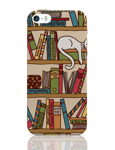 iPhone 5 / 5S Cases & Covers | Cat 'n' Books iPhone 5 / 5S Case Online India