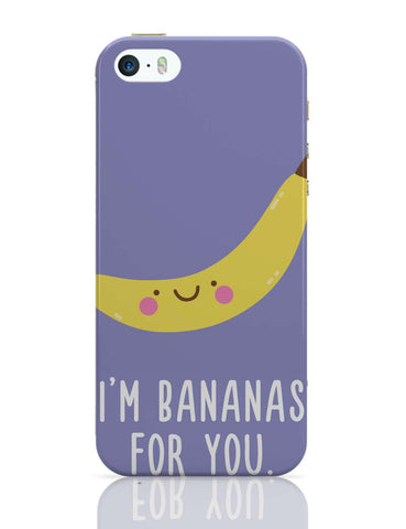 iPhone 5 / 5S Cases & Covers | I Am Bananas For You iPhone 5 / 5S Case Online India