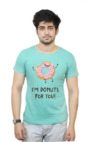 Buy I Am Donuts For You T-Shirts Online India | I Am Donuts For You T-Shirt | PosterGuy.in