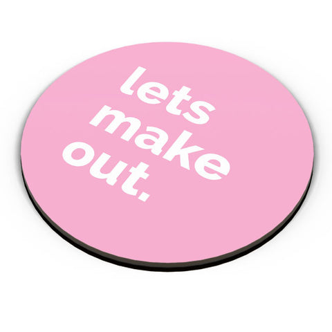 PosterGuy | Lets Make Out Fridge Magnet Online India by Mayank Dhawan