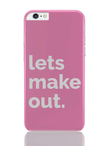 iPhone 6 Plus/iPhone 6S Plus Covers | Lets Make Out iPhone 6 Plus / 6S Plus Covers Online India