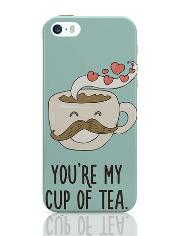 iPhone 5 / 5S Cases & Covers | You Are My Cup Of Tea iPhone 5 / 5S Case Online India