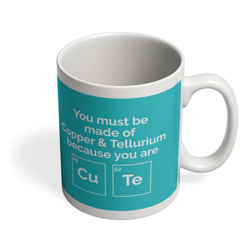 Coffee Mugs Online | You Are Cu-Te Mug Online India
