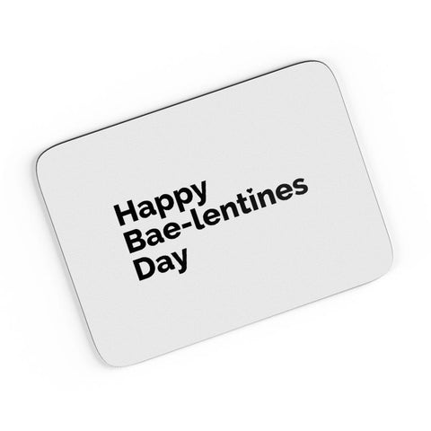 Happy Baelentines Day A4 Mousepad Online India