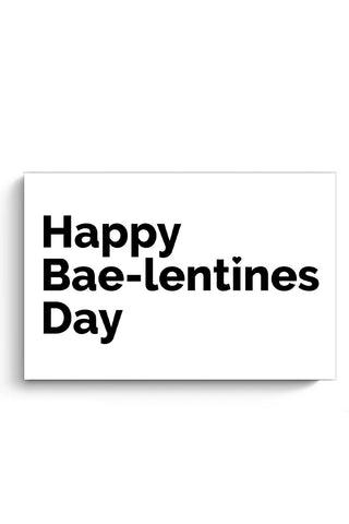 Posters Online | Happy Baelentines Day Poster Online India | Designed by: Mayank Dhawan