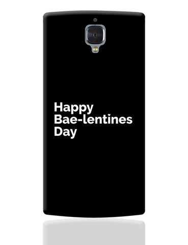 Happy Baelentines Day OnePlus 3 Cover Online India