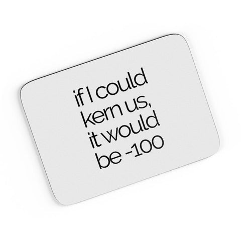 If I Could Kern Us A4 Mousepad Online India