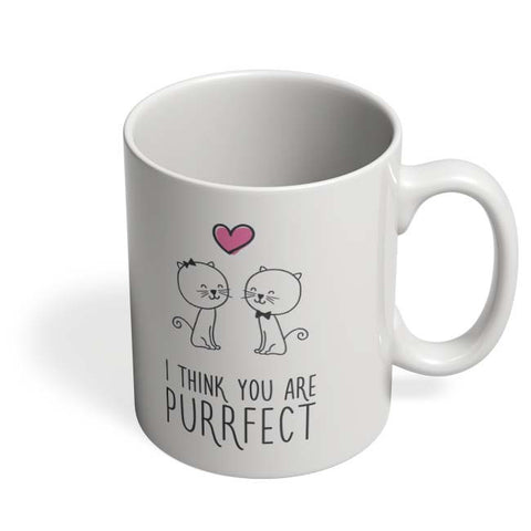 Coffee Mugs Online | You Are Purrfect Mug Online India