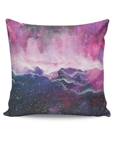PosterGuy | Space Wave Cushion Cover Online India