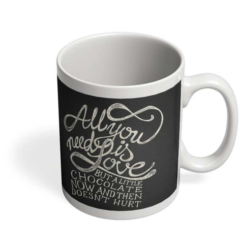 Coffee Mugs Online | All You Need Is Love But.. Mug Online India