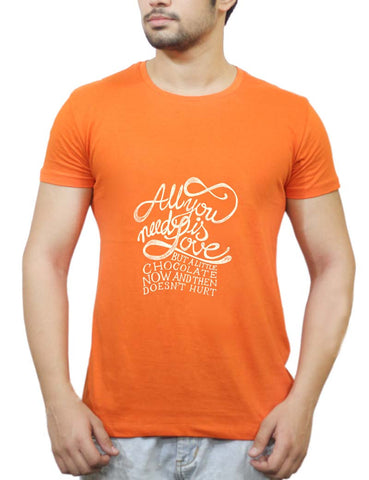 Buy All You Need Is Love But.. T-Shirts Online India | All You Need Is Love But.. T-Shirt | PosterGuy.in