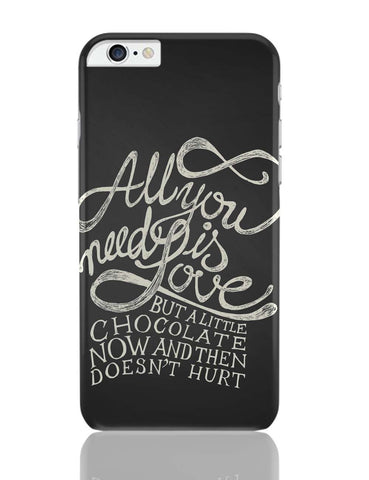 iPhone 6 Plus/iPhone 6S Plus Covers | All You Need Is Love But.. iPhone 6 Plus / 6S Plus Covers Online India