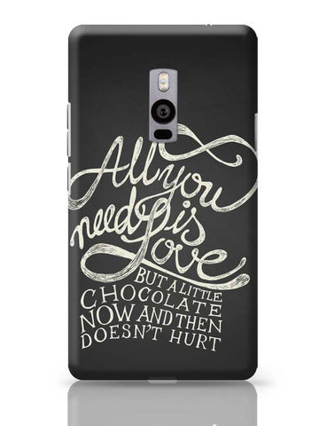 OnePlus Two Covers | All You Need Is Love But.. OnePlus Two Case Cover Online India