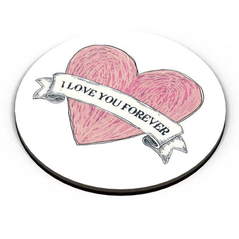 PosterGuy | Love You Forever Fridge Magnet Online India by Mayank Dhawan