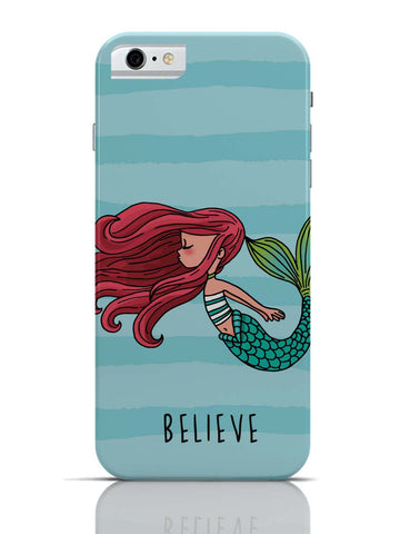 iPhone 6/6S Covers & Cases | Believe In Mermaids iPhone 6 Case Online India