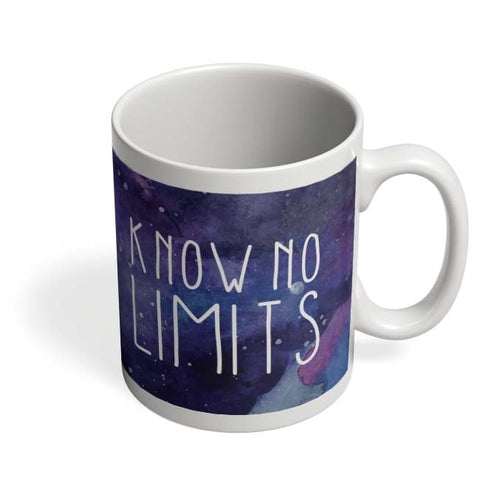 Coffee Mugs Online | Know No Limits Coffee Mug Online India
