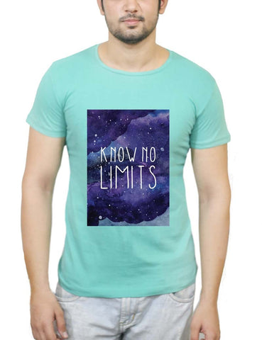 Buy Know No Limits T-Shirts Online India | Know No Limits T-Shirt | PosterGuy.in