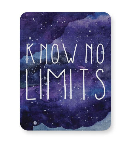Buy Mousepads Online India | Know No Limits Mouse Pad Online India