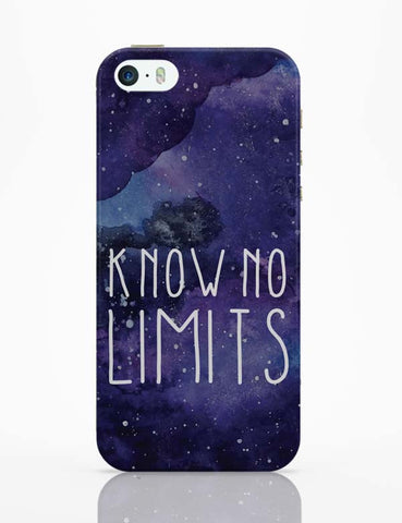 iPhone 5 / 5S Cases & Covers | Know No Limits iPhone 5 / 5S Case Cover Online India