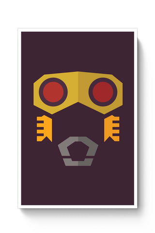 Posters Online | Star Lord Guardians Of The Galaxy Poster Online India | Designed by: Mayank Dhawan
