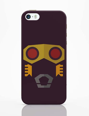 iPhone 5 / 5S Cases & Covers | Star Lord Guardians Of The Galaxy iPhone 5 / 5S Case Cover Online India