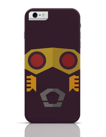 iPhone 6/6S Covers & Cases | Star Lord Guardians Of The Galaxy iPhone 6 / 6S Case Cover Online India