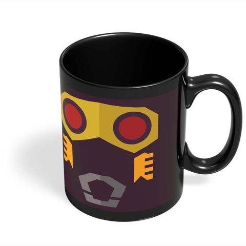 Coffee Mugs Online | Star Lord Guardians Of The Galaxy Black Coffee Mug Online India