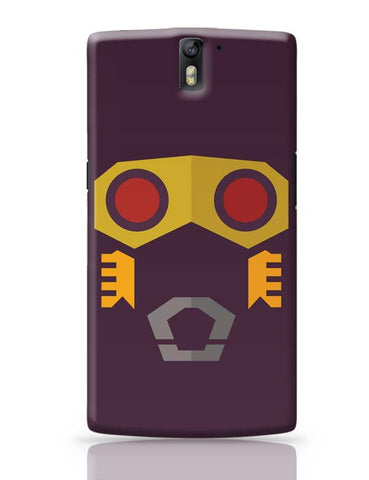 OnePlus One Covers | Star Lord Guardians Of The Galaxy OnePlus One Case Cover Online India