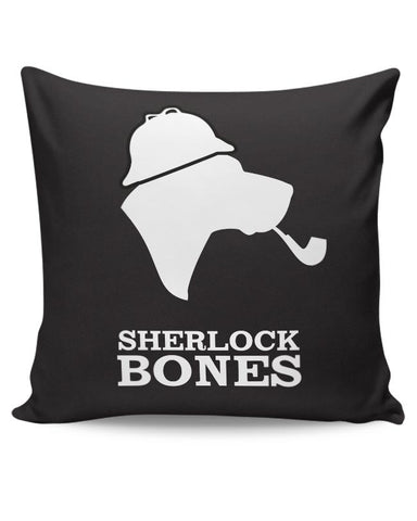 Sherlock Bones Cushion Cover Online India