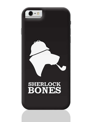 Sherlock Bones iPhone 6 / 6S Covers Cases