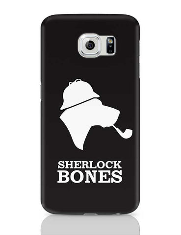 Sherlock Bones Samsung Galaxy S6 Covers Cases Online India