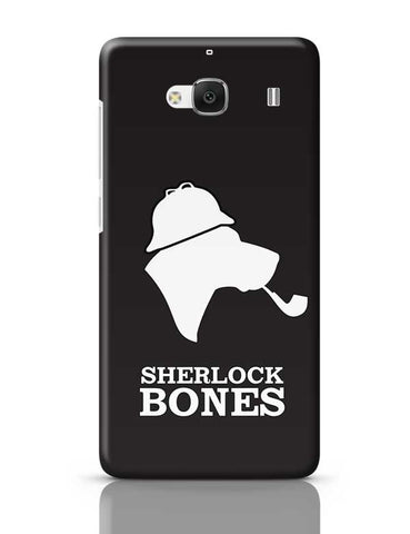 Sherlock Bones Redmi 2 / Redmi 2 Prime Covers Cases Online India