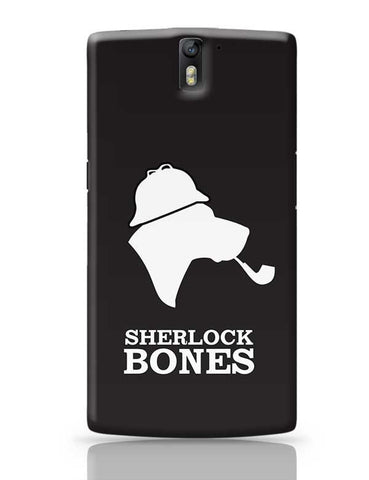 Sherlock Bones OnePlus One Covers Cases Online India