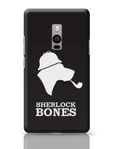 Sherlock Bones OnePlus Two Covers Cases Online India