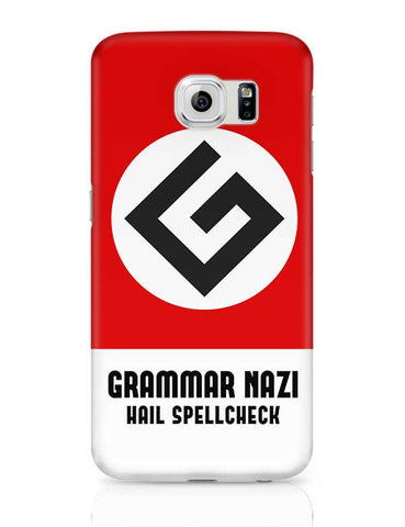 Grammar Nazi Samsung Galaxy S6 Covers Cases Online India