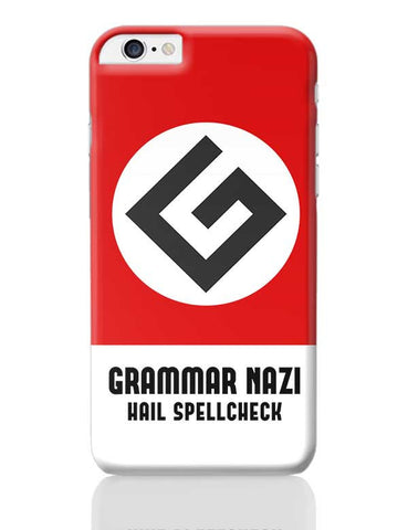 Grammar Nazi iPhone 6 Plus / 6S Plus Covers Cases Online India