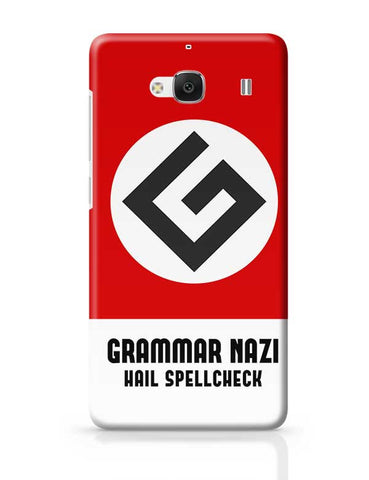 Grammar Nazi Redmi 2 / Redmi 2 Prime Covers Cases Online India
