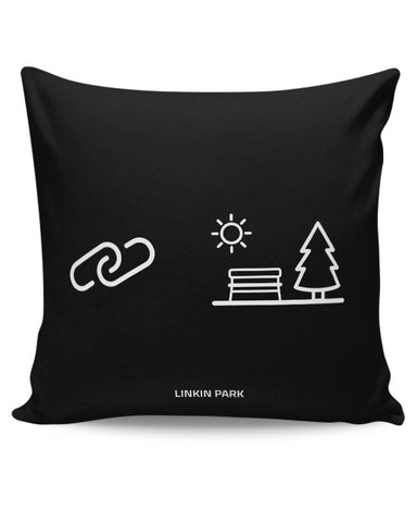 PosterGuy | Linkin Park Cushion Cover Online India