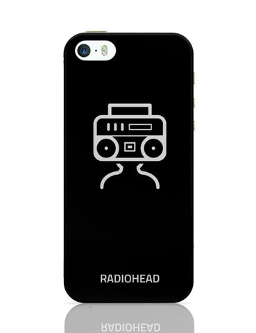 iPhone 5 / 5S Cases & Covers | Radiohead iPhone 5 / 5S Case Cover Online India