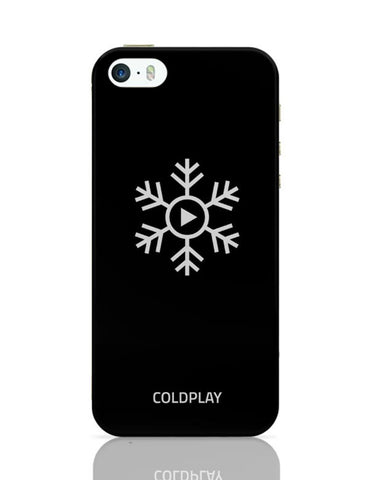 iPhone 5 / 5S Cases & Covers | Coldplay iPhone 5 / 5S Case Cover Online India