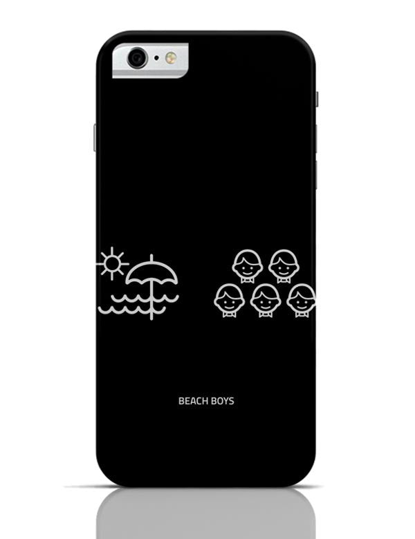 new style c5375 06bc7 Beach Boys iPhone 6 / 6S Case Cover