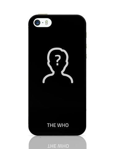 iPhone 5 / 5S Cases & Covers | The Who iPhone 5 / 5S Case Cover Online India