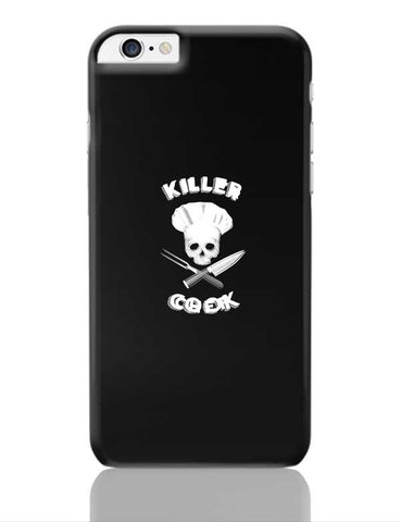 Killer Chef | Skull Iluustration For Chef iPhone 6 Plus / 6S Plus Covers Cases Online India