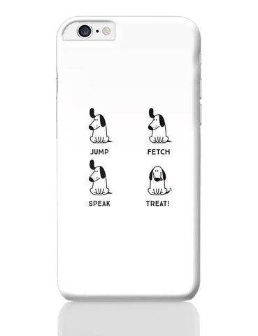 Dogs Expressions | For Dog Lovers iPhone 6 Plus / 6S Plus Covers Cases Online India