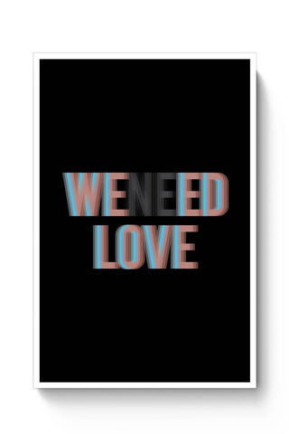 Posters Online | Weed Love Poster Online India | Designed by: MonkeyMan
